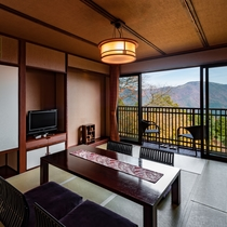 本館 和洋室「箱根」和室