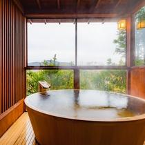 本館 洋室「九頭龍」浴室