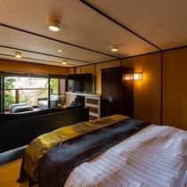 本館 洋室「九頭龍」寝室