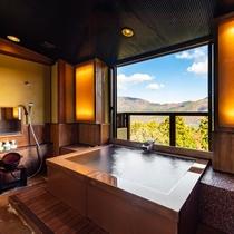 別館 特別室「金時」浴室