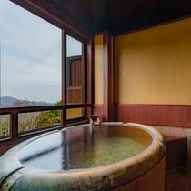 本館 和室「浅間」浴室