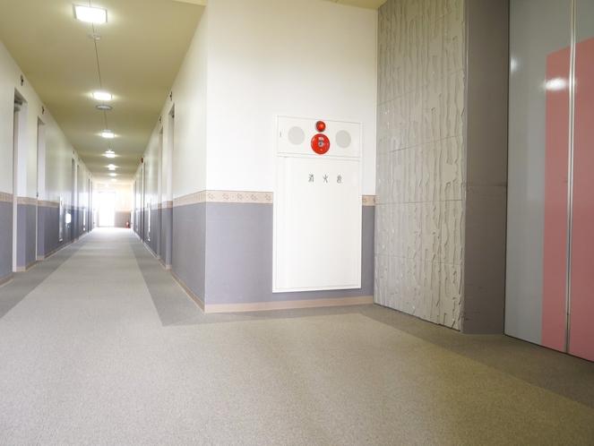 2021 山王本館 廊下
