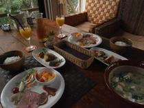 朝食 郷土料理