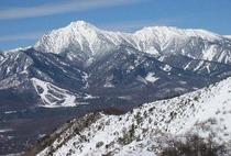 飯盛山からの八ヶ岳