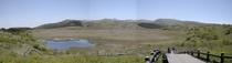 春の八島ヶ原湿原
