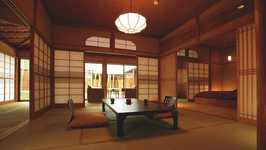金峰◆贅沢な寛ぎの離れ客室