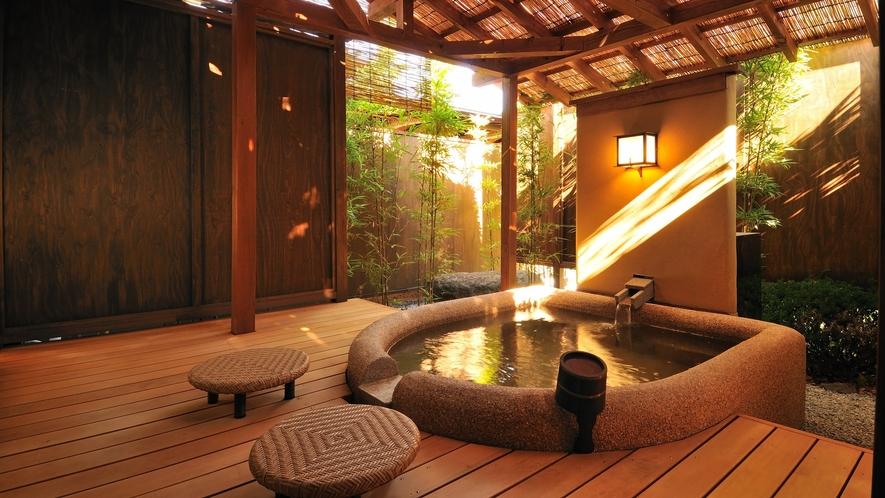 乾徳◆専用露天風呂