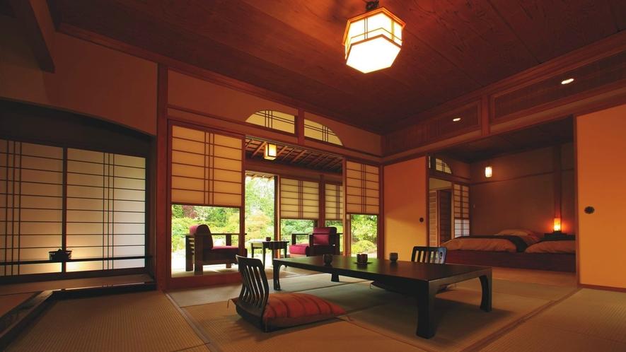 鳳凰◆すべてに贅沢な和の客室