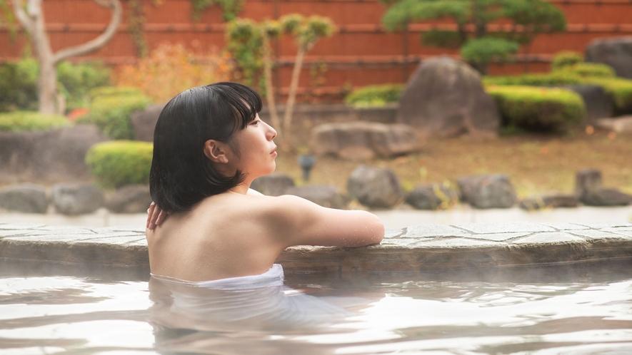 【別棟‐露天風呂】