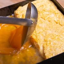*【朝食】料理長特製のだし巻き卵