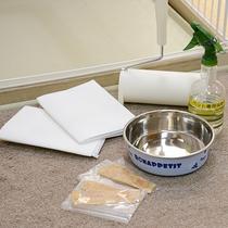 *【本館(旧館):ペット特別室】トイレシーツや無添加のおやつなどをお部屋にご用意