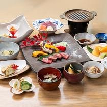 *【夕食:料理長お薦めコース】岩手県内で大切に育てられた日本食肉規格A等級以上のいわて南牛