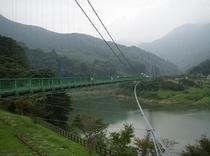 もみじ谷吊り橋
