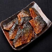 ◆ご飯にピッタリ さばの塩焼き