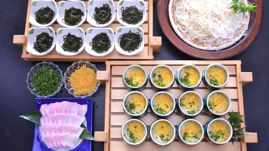 ≪朝食バイキング≫長崎の郷土料理