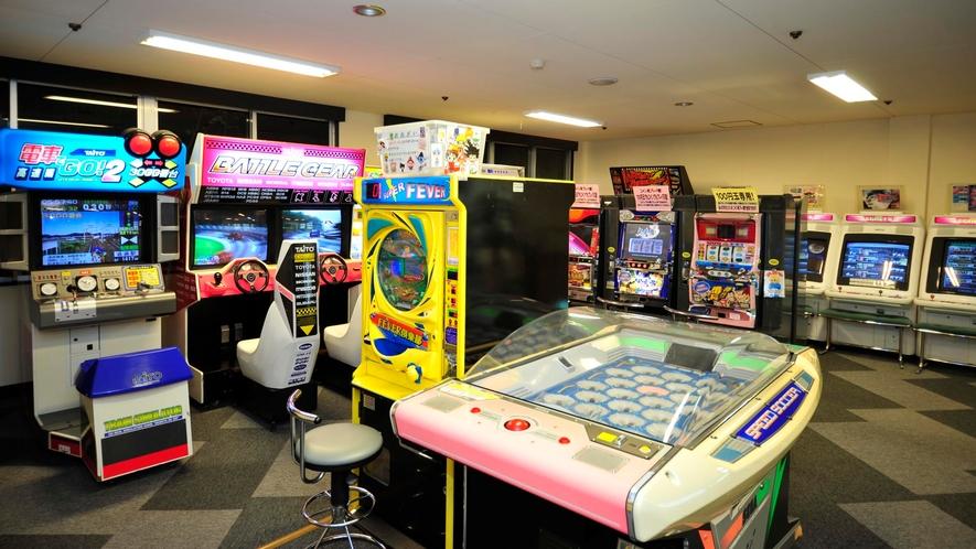 ◆ゲームコーナー
