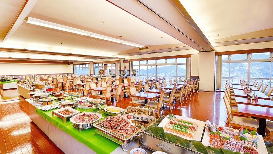 ◆バイキングレストラン サンライズ