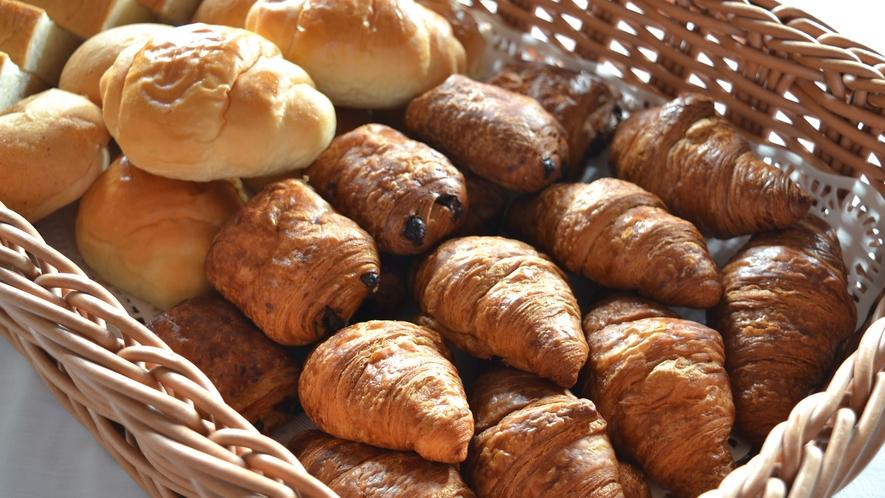 ≪朝食バイキング≫パン
