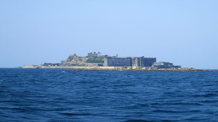 ◆軍艦島(乗船場までお車で約15分)