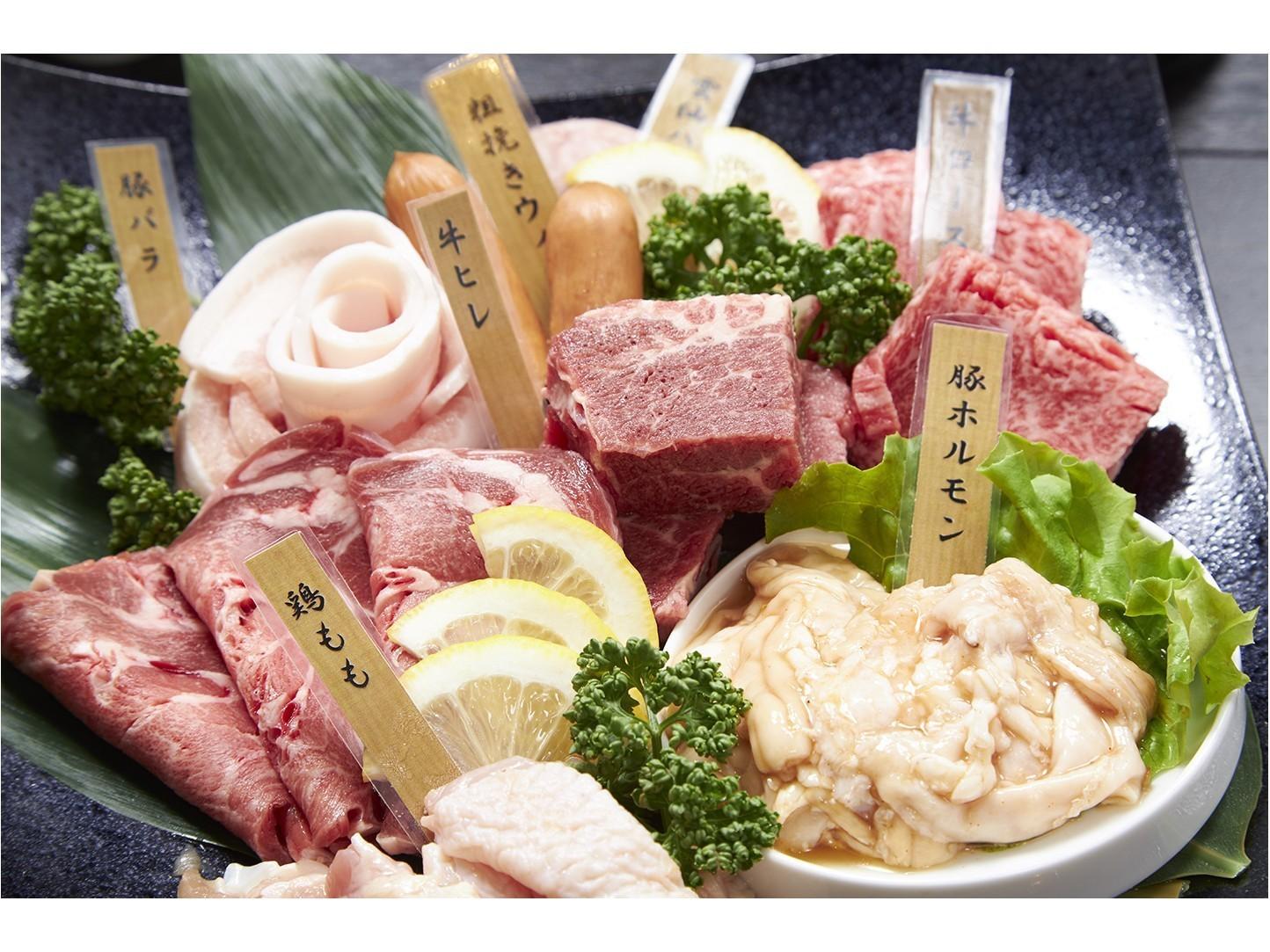 食房「百福豊穣」お料理