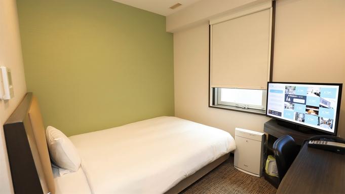 【スタンダード】 朝食付き 品川駅まで2駅3分、駅近ホテルを味わおう!