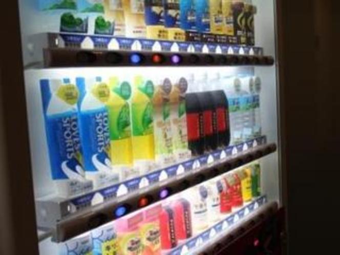 自動販売機(2階共有スペース)