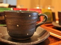 レディースツインでは紅茶4種・緑茶をご用意