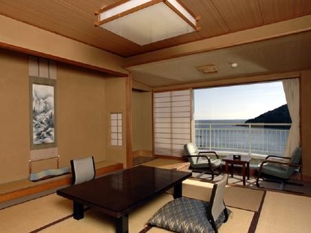 海側和室6畳以上