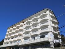 海浜ホテル外観