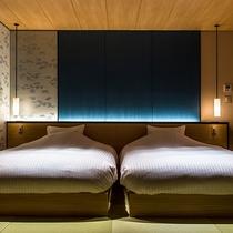 特別フロア『たいしょ』7階(寝室)