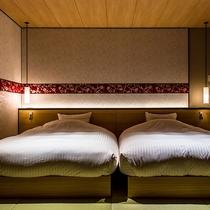 特別フロア『うすい』5階(寝室)