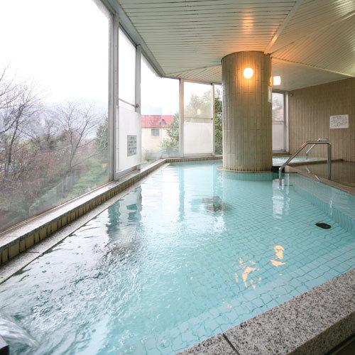 昼の大浴場