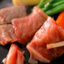 黒毛和牛ステーキ/一例