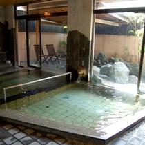 貸切風呂 内湯(45分/1500円税別)