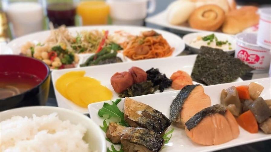 【朝食】 朝食付プラン