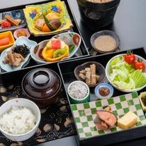 ~ゆもとやの朝ごはん 和食セット膳~