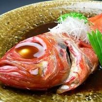 【プラン/別注】金目鯛煮付