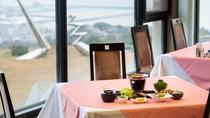 *【レストラン】瀬戸内海を眺めながらランチタイムはいかがですか?