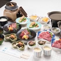 *【季節の和会席】淡路島ならではの山海の旬をお楽しみいただけるお料理。(写真は一例です)