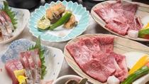 *【国産牛御膳】やっぱり食べたい『牛』を手軽に味わえる人気メニューです。
