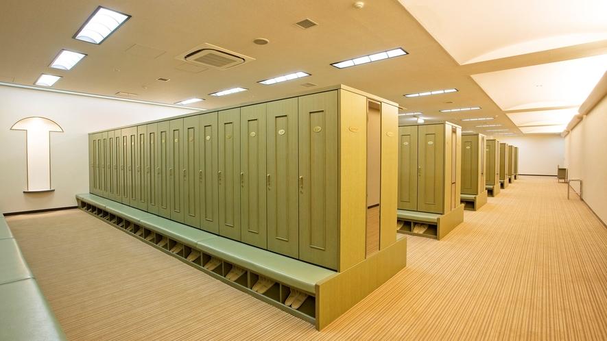 *【ロッカールーム】ゴルフをご利用のお客様は、こちらのロッカールームをご利用ください。