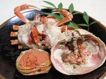 こうばこ蟹の内子と外子