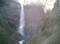 日光が誇る観光名所!!華厳の滝
