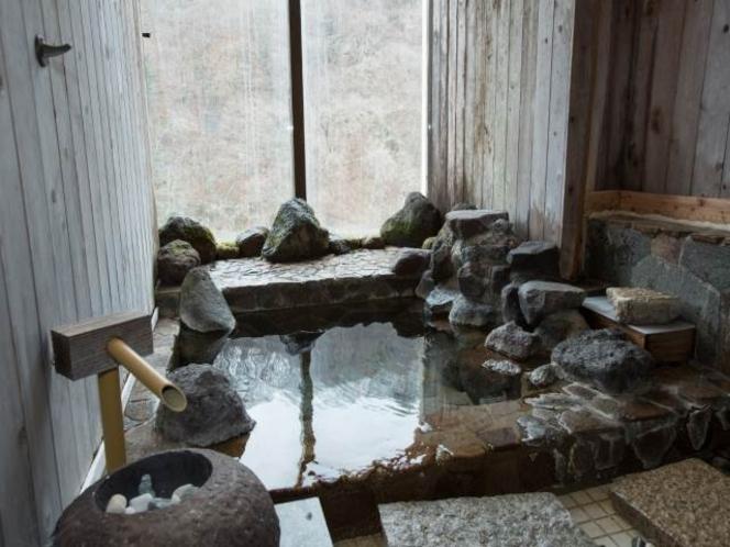 貸切展望風呂(予約制)