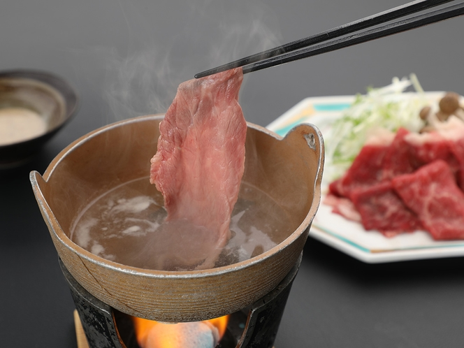 【別注料理】栃木和牛しゃぶしゃぶ