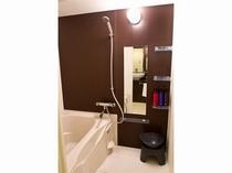 洗い場付きバスルーム(デラックスツインルーム)