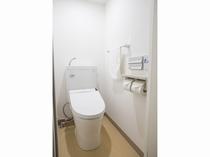 2016年1月リニューアル!キレイになったトイレ♪リラックスツインルーム【24㎡】