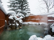 露天風呂 =冬=