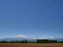 アンヌプリ。イワオヌプリ、ワイスホルン ニセコ連峰