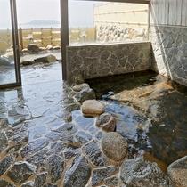 野天風呂「若蘭の湯」